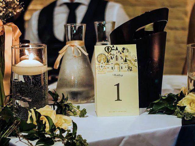 Il matrimonio di Melcarne e Michelle a Soragna, Parma 8