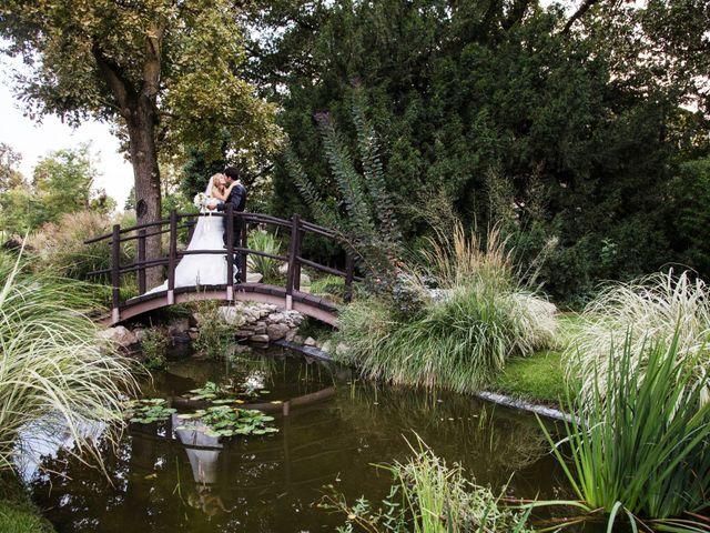 Il matrimonio di Melcarne e Michelle a Soragna, Parma 9
