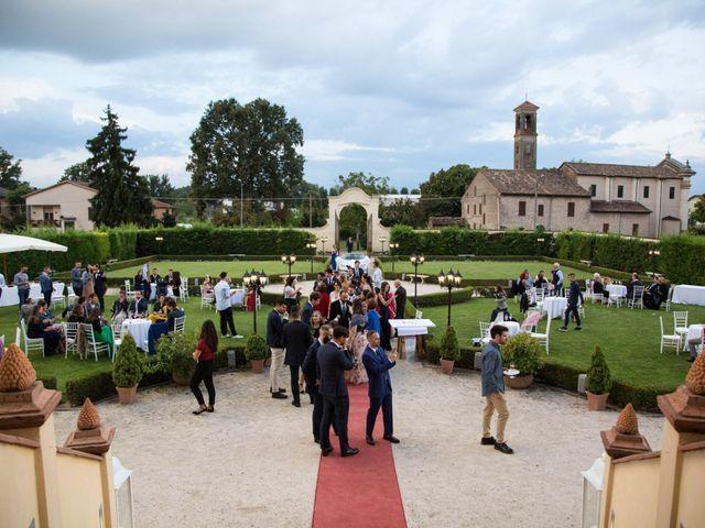 Il matrimonio di Melcarne e Michelle a Soragna, Parma 10