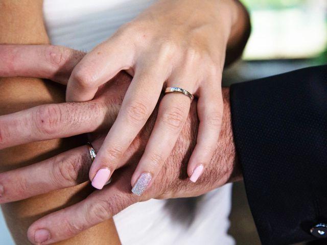 Il matrimonio di Melcarne e Michelle a Soragna, Parma 17