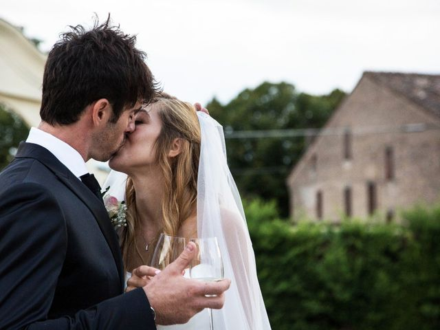 Il matrimonio di Melcarne e Michelle a Soragna, Parma 19