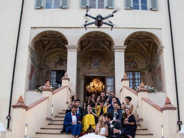 Il matrimonio di Melcarne e Michelle a Soragna, Parma 20
