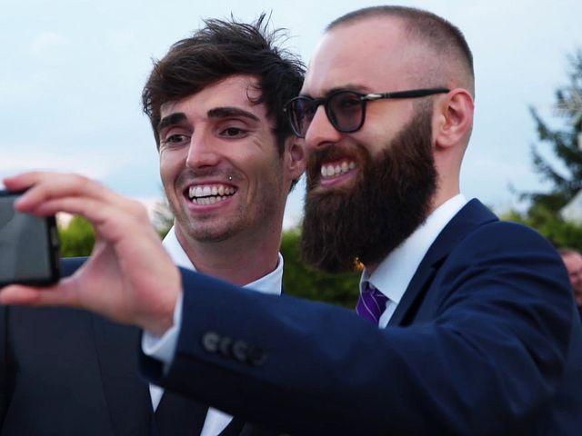 Il matrimonio di Melcarne e Michelle a Soragna, Parma 22