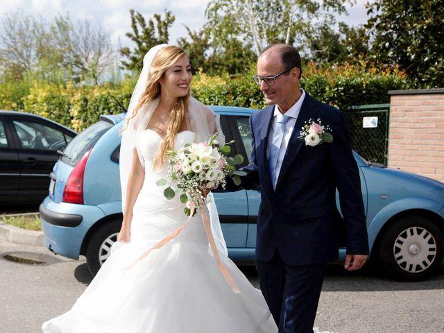 Il matrimonio di Melcarne e Michelle a Soragna, Parma 29