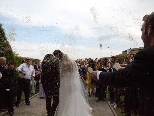 Il matrimonio di Melcarne e Michelle a Soragna, Parma 39