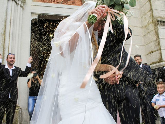 Il matrimonio di Melcarne e Michelle a Soragna, Parma 42