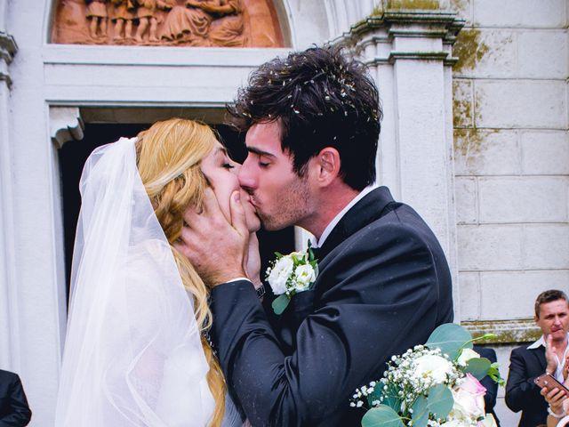 Il matrimonio di Melcarne e Michelle a Soragna, Parma 43