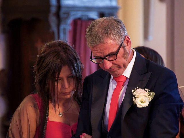 Il matrimonio di Melcarne e Michelle a Soragna, Parma 45
