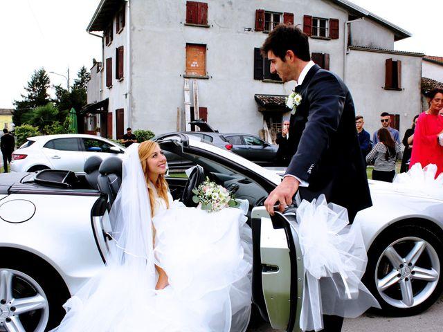 Il matrimonio di Melcarne e Michelle a Soragna, Parma 47