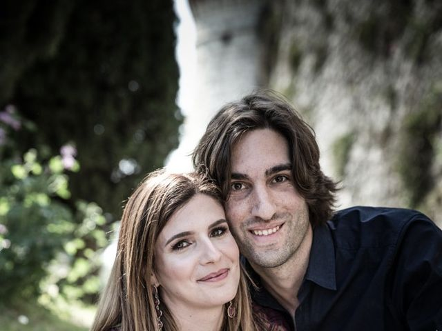 Il matrimonio di Mauro e Maria a Provaglio d'Iseo, Brescia 8
