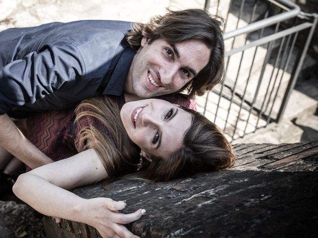 Il matrimonio di Mauro e Maria a Provaglio d'Iseo, Brescia 9