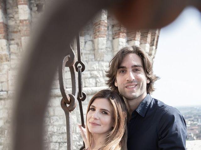 Il matrimonio di Mauro e Maria a Provaglio d'Iseo, Brescia 11