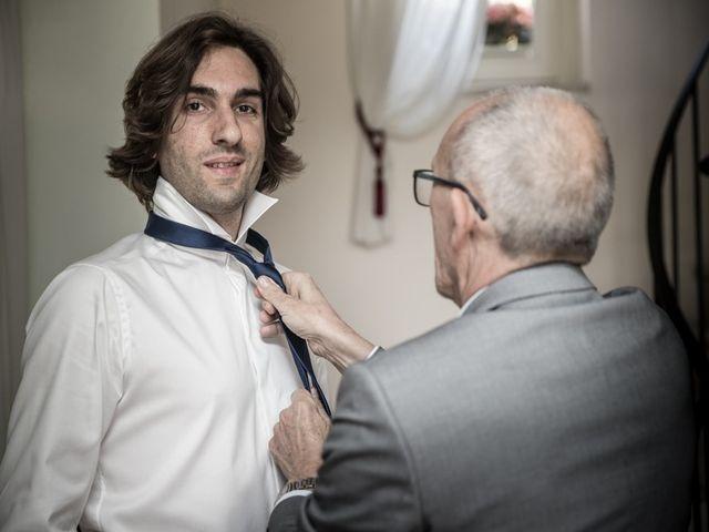 Il matrimonio di Mauro e Maria a Provaglio d'Iseo, Brescia 25
