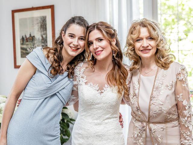 Il matrimonio di Mauro e Maria a Provaglio d'Iseo, Brescia 54