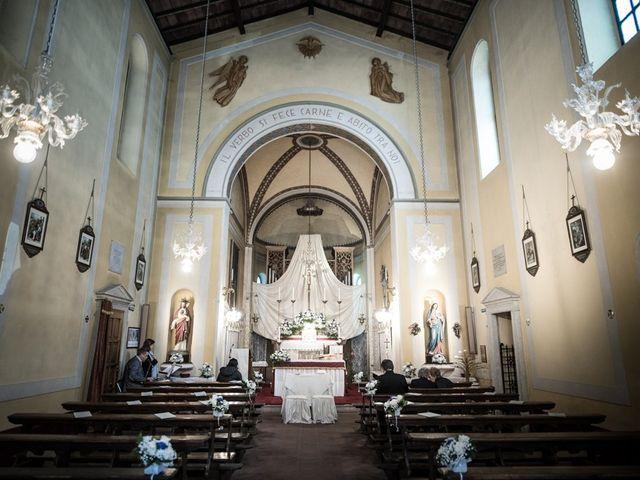 Il matrimonio di Mauro e Maria a Provaglio d'Iseo, Brescia 67