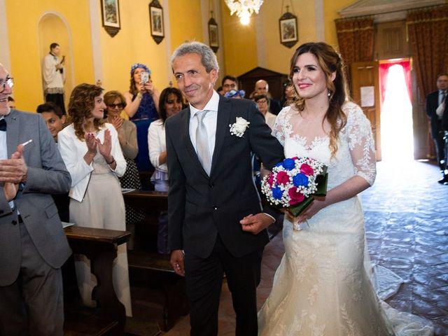 Il matrimonio di Mauro e Maria a Provaglio d'Iseo, Brescia 69