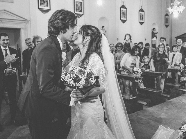 Il matrimonio di Mauro e Maria a Provaglio d'Iseo, Brescia 70