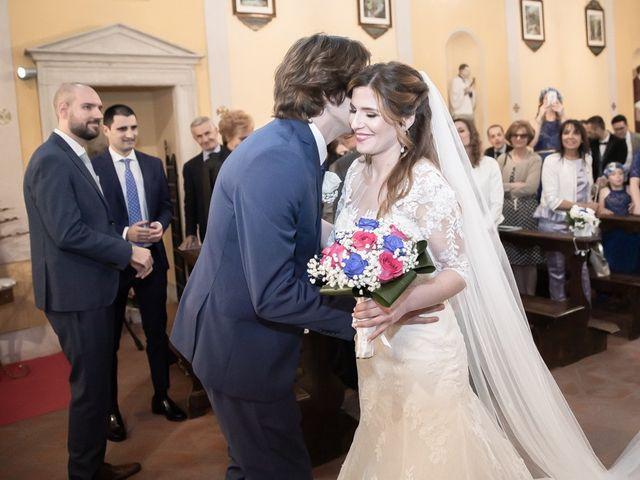 Il matrimonio di Mauro e Maria a Provaglio d'Iseo, Brescia 71