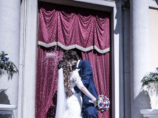 Il matrimonio di Mauro e Maria a Provaglio d'Iseo, Brescia 83