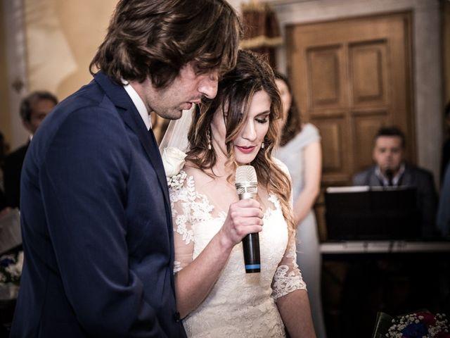 Il matrimonio di Mauro e Maria a Provaglio d'Iseo, Brescia 72