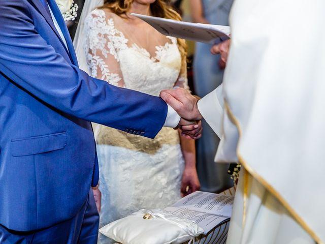 Il matrimonio di Mauro e Maria a Provaglio d'Iseo, Brescia 73
