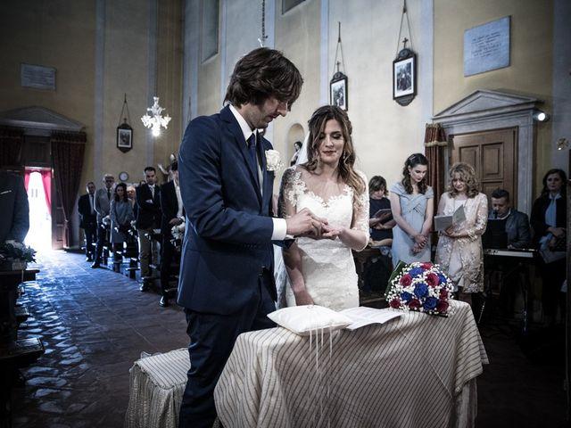 Il matrimonio di Mauro e Maria a Provaglio d'Iseo, Brescia 74