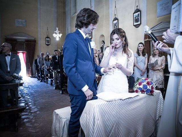 Il matrimonio di Mauro e Maria a Provaglio d'Iseo, Brescia 75