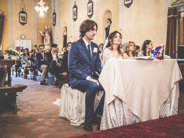 Il matrimonio di Mauro e Maria a Provaglio d'Iseo, Brescia 76