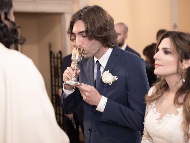 Il matrimonio di Mauro e Maria a Provaglio d'Iseo, Brescia 77