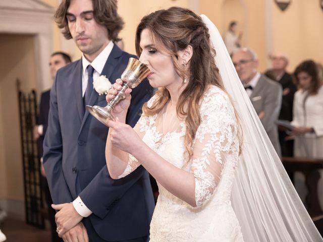 Il matrimonio di Mauro e Maria a Provaglio d'Iseo, Brescia 78