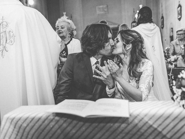 Il matrimonio di Mauro e Maria a Provaglio d'Iseo, Brescia 79