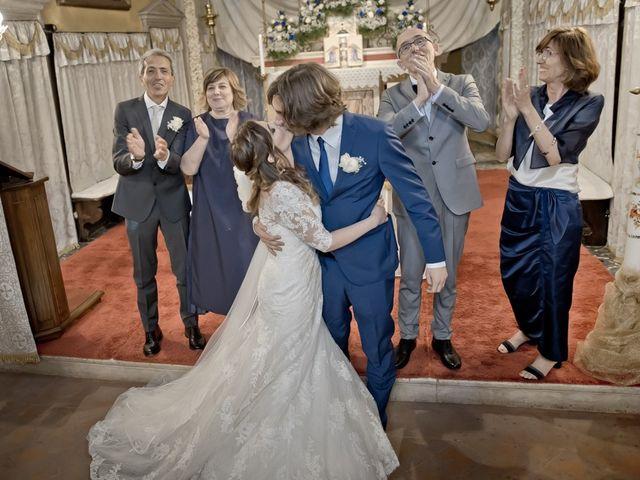 Il matrimonio di Mauro e Maria a Provaglio d'Iseo, Brescia 81