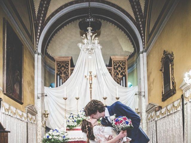 Il matrimonio di Mauro e Maria a Provaglio d'Iseo, Brescia 82