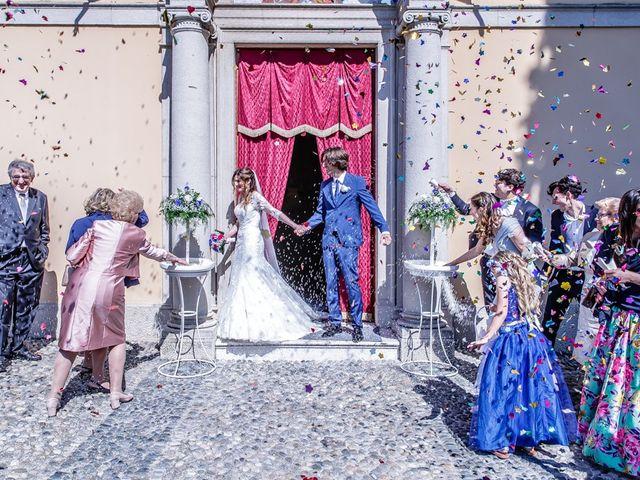 Il matrimonio di Mauro e Maria a Provaglio d'Iseo, Brescia 84