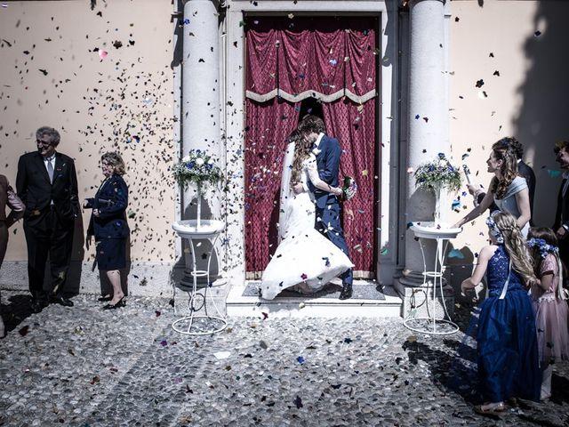 Il matrimonio di Mauro e Maria a Provaglio d'Iseo, Brescia 85