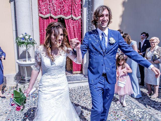 Il matrimonio di Mauro e Maria a Provaglio d'Iseo, Brescia 87