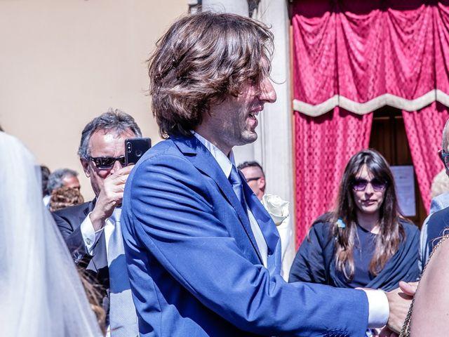 Il matrimonio di Mauro e Maria a Provaglio d'Iseo, Brescia 88