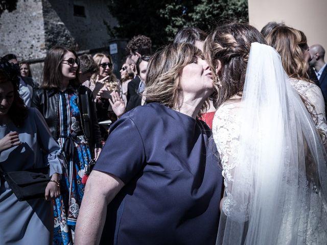 Il matrimonio di Mauro e Maria a Provaglio d'Iseo, Brescia 89