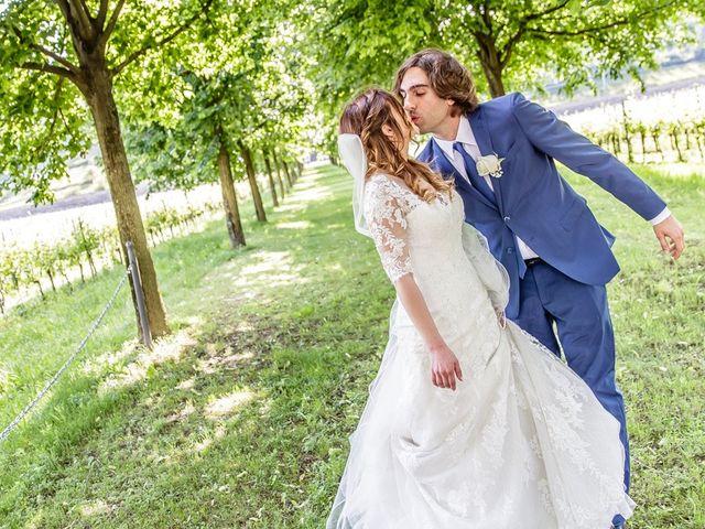 Il matrimonio di Mauro e Maria a Provaglio d'Iseo, Brescia 109
