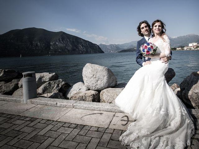 Il matrimonio di Mauro e Maria a Provaglio d'Iseo, Brescia 108