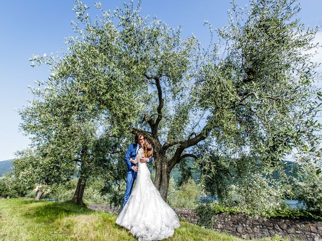 Il matrimonio di Mauro e Maria a Provaglio d'Iseo, Brescia 117