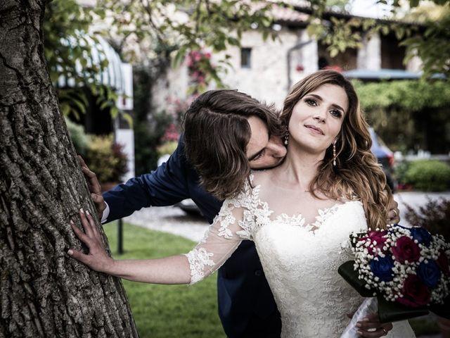 Il matrimonio di Mauro e Maria a Provaglio d'Iseo, Brescia 132