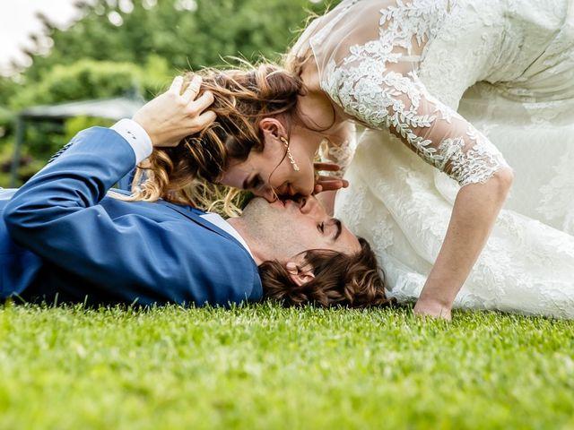Il matrimonio di Mauro e Maria a Provaglio d'Iseo, Brescia 1