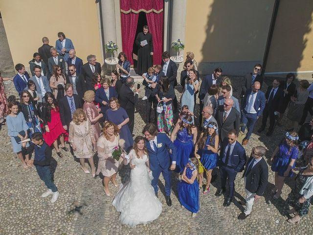 Il matrimonio di Mauro e Maria a Provaglio d'Iseo, Brescia 90