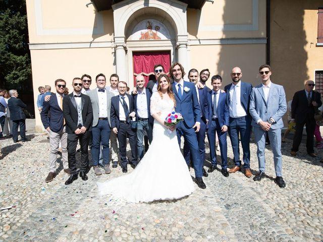 Il matrimonio di Mauro e Maria a Provaglio d'Iseo, Brescia 92