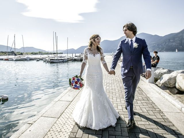 Il matrimonio di Mauro e Maria a Provaglio d'Iseo, Brescia 140
