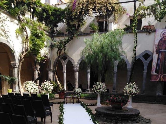 Il matrimonio di Raffaele Gargiulo  e Carmela cristi Gargiulo  a Sorrento, Napoli 7