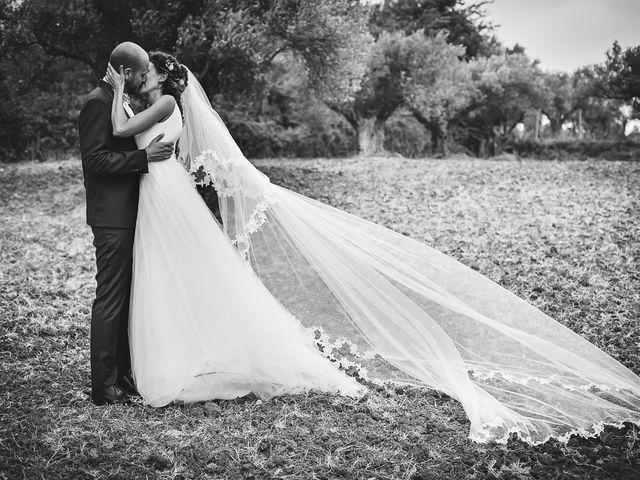 Le nozze di Chiara e Guglielmo