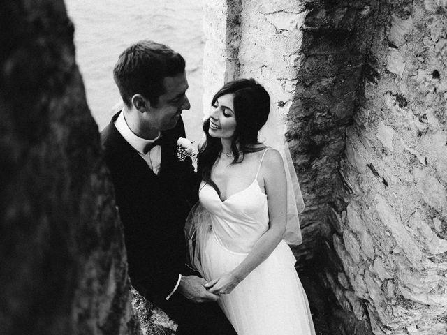 Le nozze di Sara e James