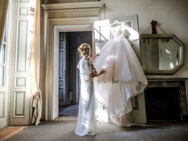 Il matrimonio di Gianluca e Eleonora a Erba, Como 13